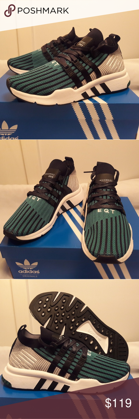 best service 51615 168d7 adidas Originals EQT Support Mid ADV PK 91 18 Condition  Brand new with box