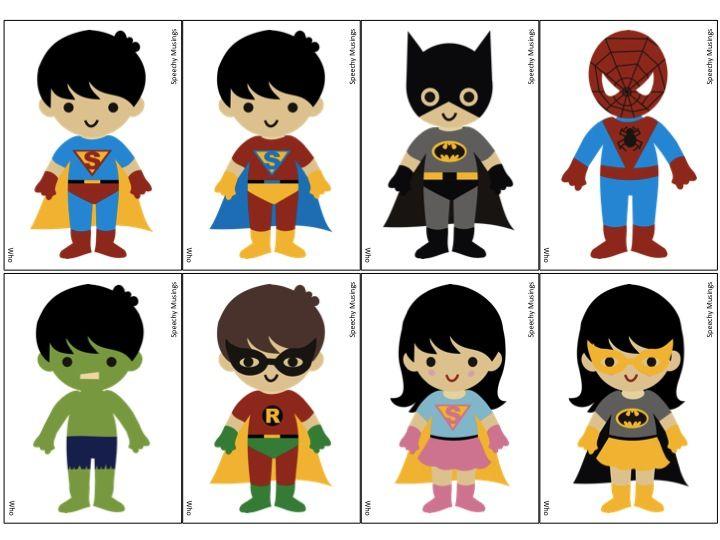 superhero worksheets – Superhero Worksheets