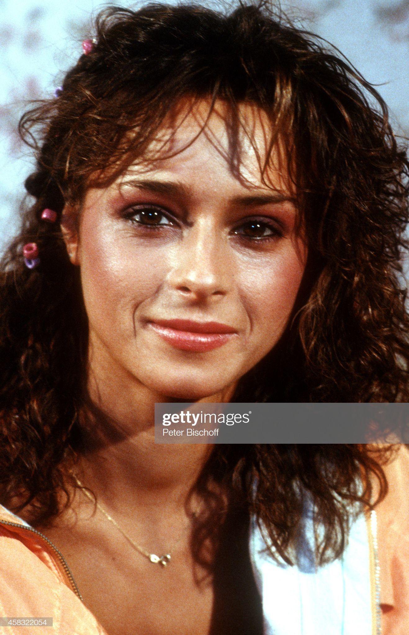 Christina Plate 1986 in Deutschland. in 2020 | Christina