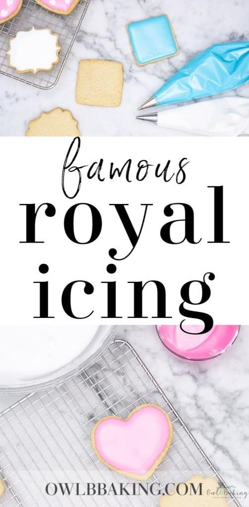 Famous Royal Icing - OwlbBaking.com