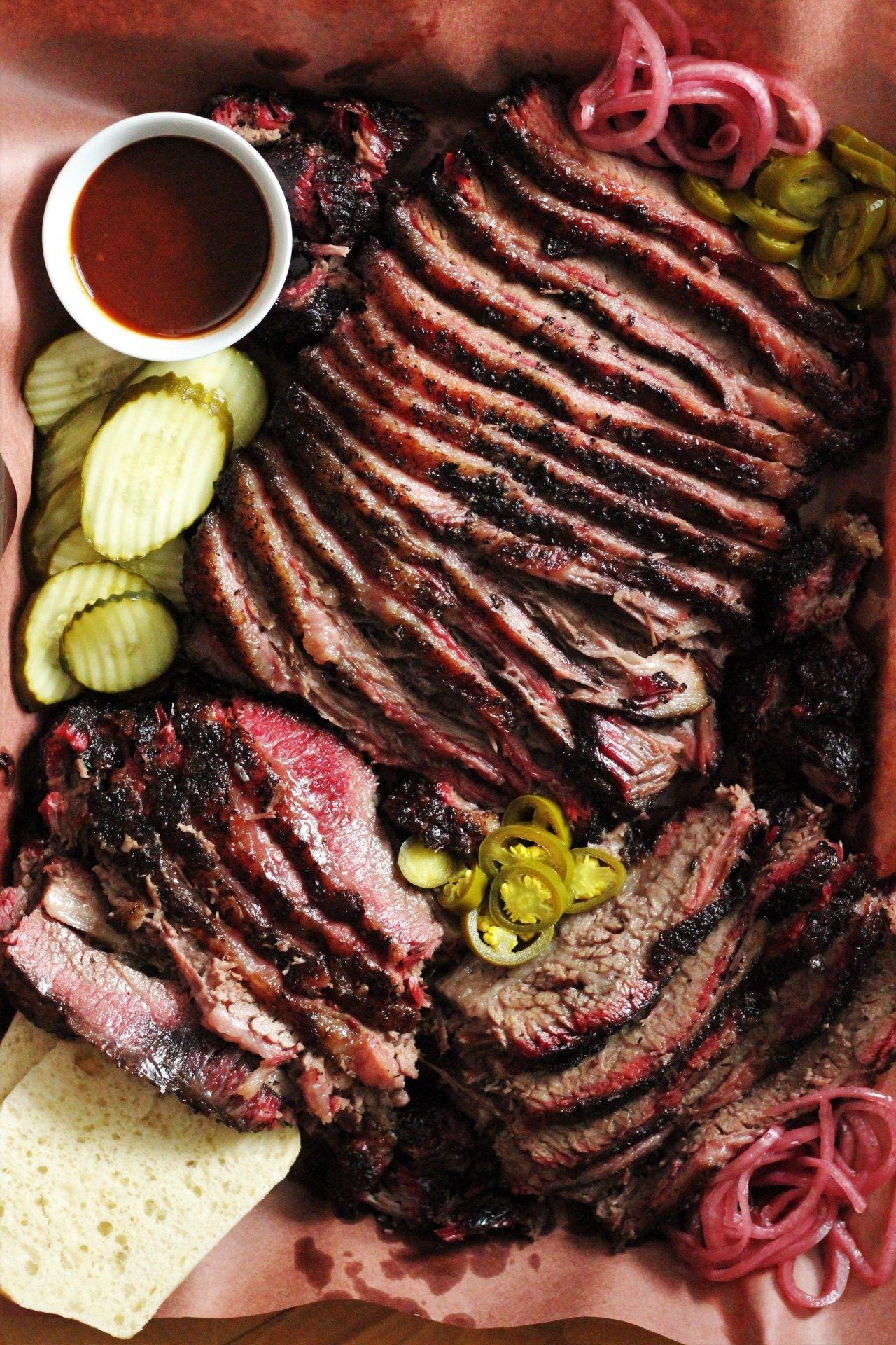 Texas Style Smoked Beef Brisket Recipes Beef Brisket