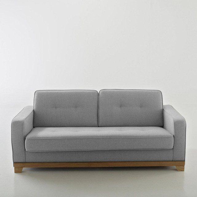 Canapé Fixe Ou Convertible, Ajis La Redoute Interieurs   Archi