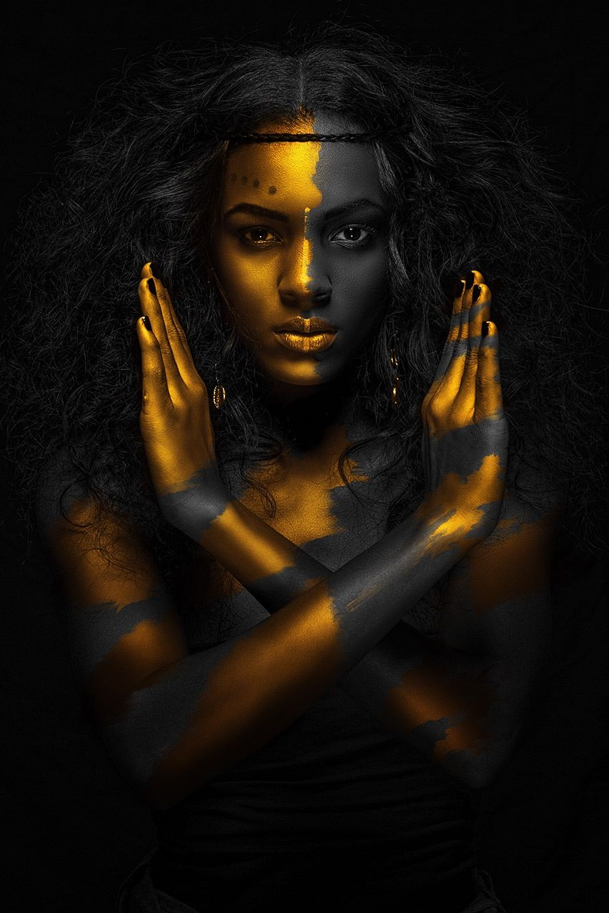 Bronzed Beauty