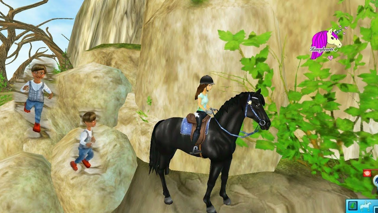 Kids In Town? Star Stable Horses Game Let's Play