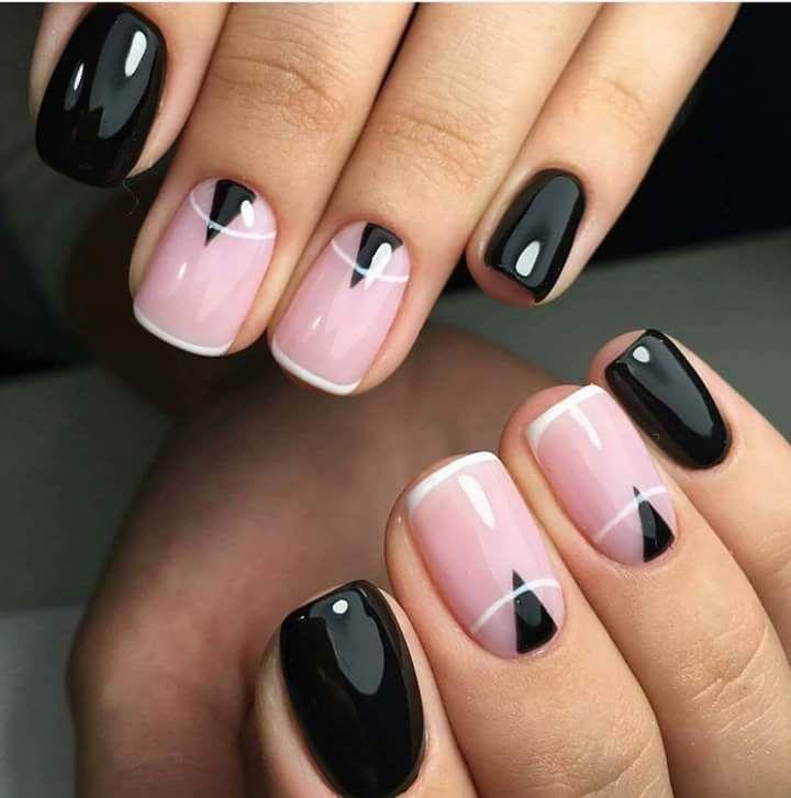 Pin de Diana Ch en Nails | Pinterest | Uñas fáciles, Manicuras y ...