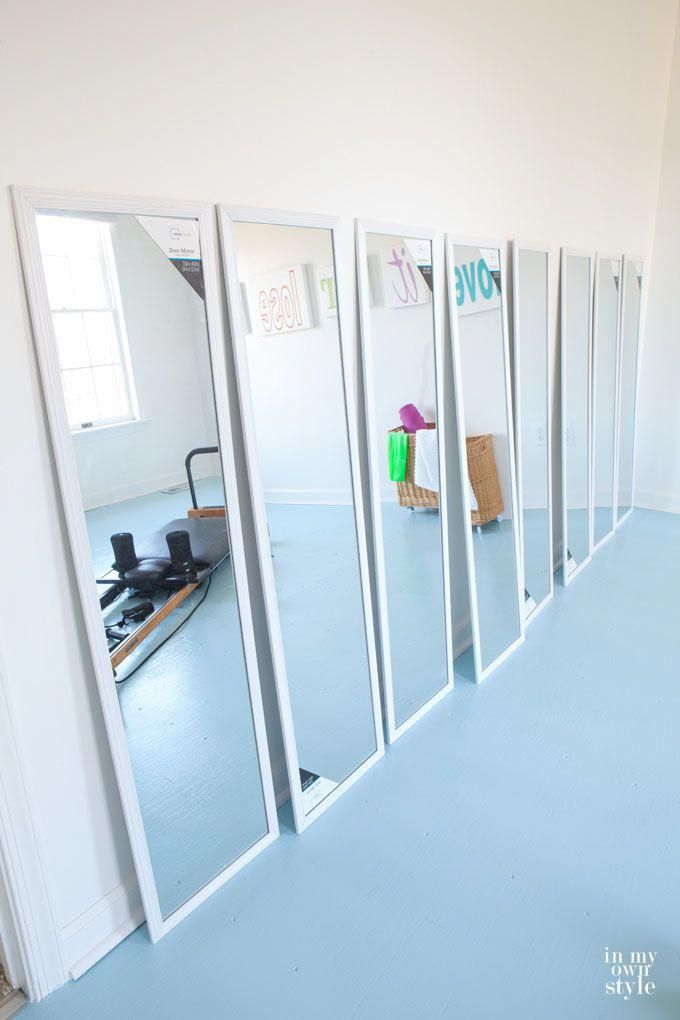 Photo of Fitness Room Mirrors