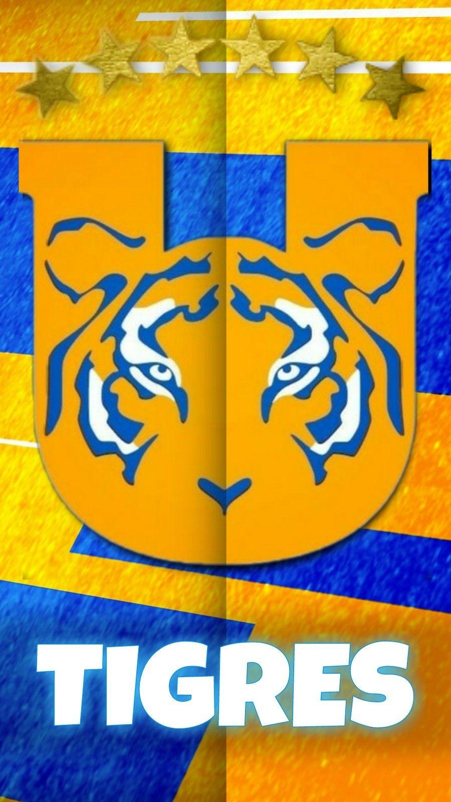 Tigres UANL Fondo de Pantalla Tigres uanl, Tigre, Tigres