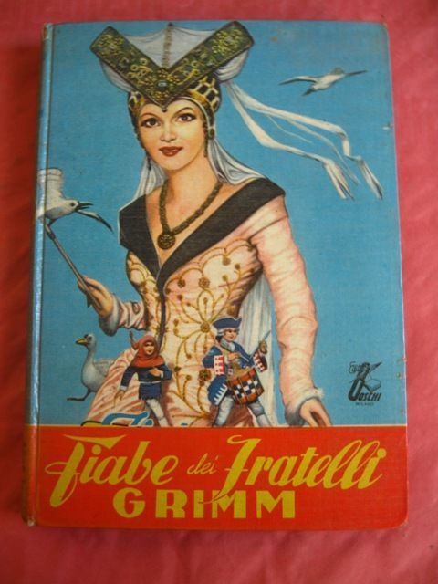 FIABE DEI FRATELLI GRIMM - Anno 1953 - Completo ed originale it.picclick.com