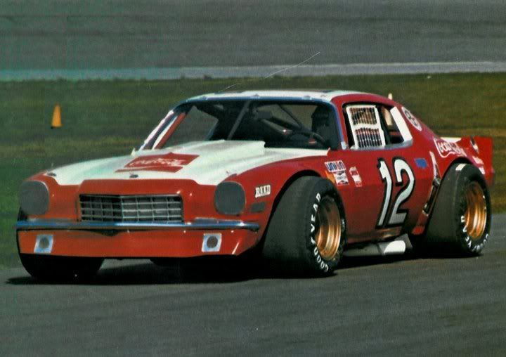 bobby allison camaro chevy racers bilar. Black Bedroom Furniture Sets. Home Design Ideas