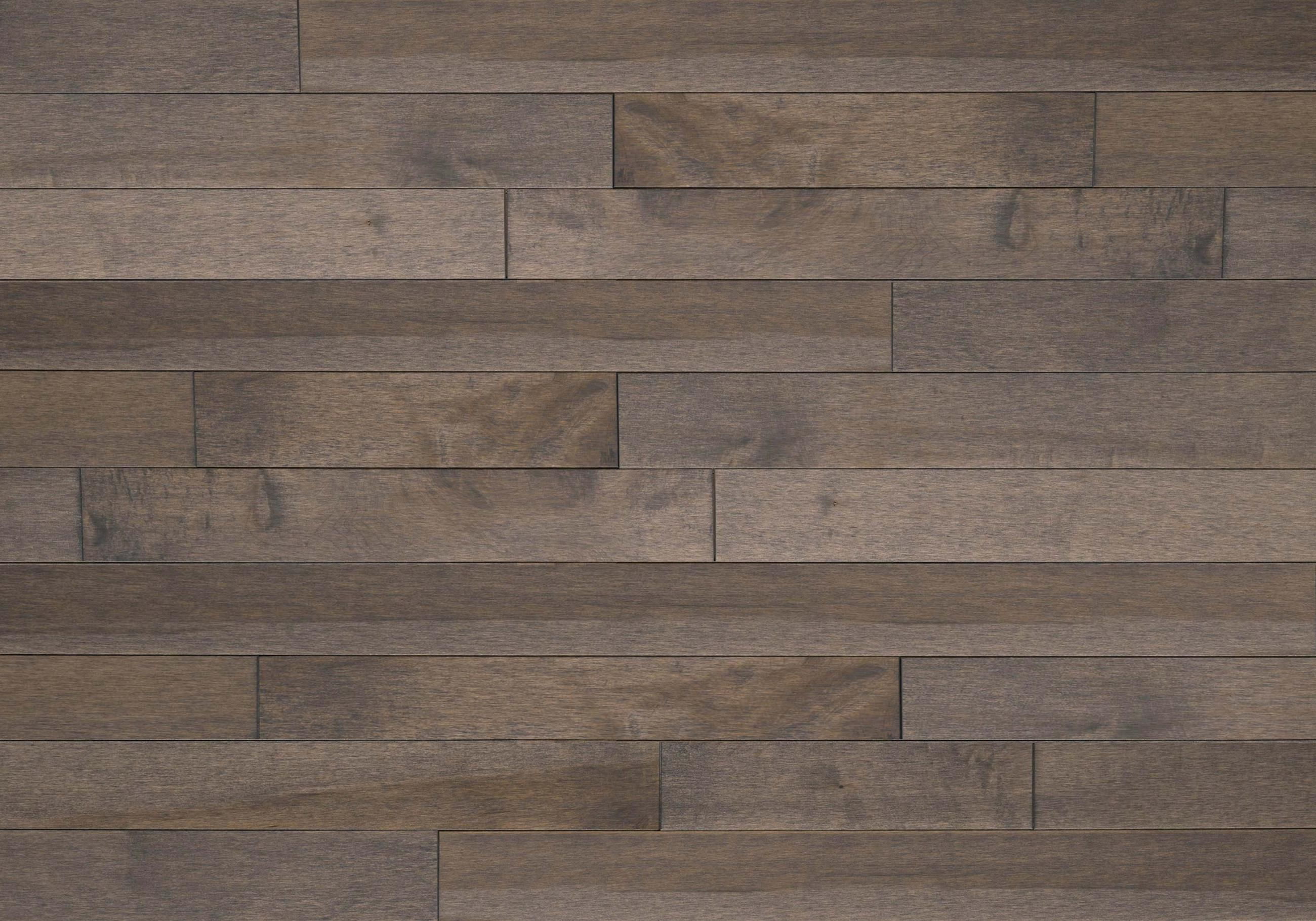 Smoky Grey Essential Hard Maple Essential Lauzon Hardwood
