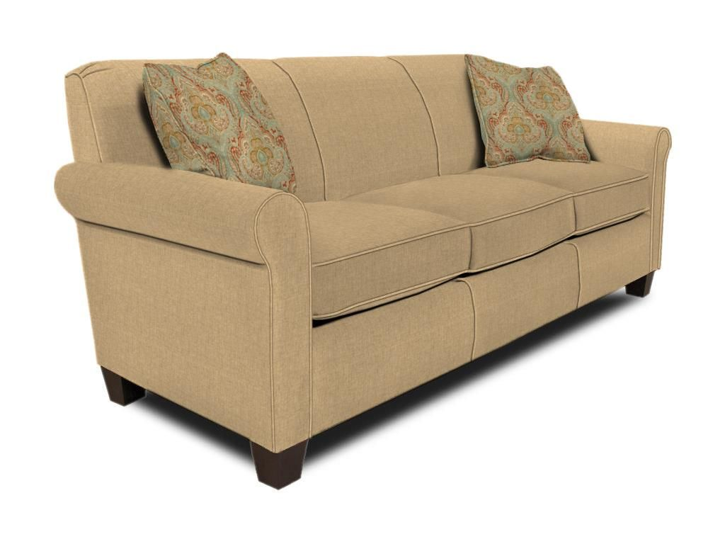 For England Sofa 4635 And Other Living Room Sofas At Furniture In New Tazewell Tn Angie Can Only Be Described One Way