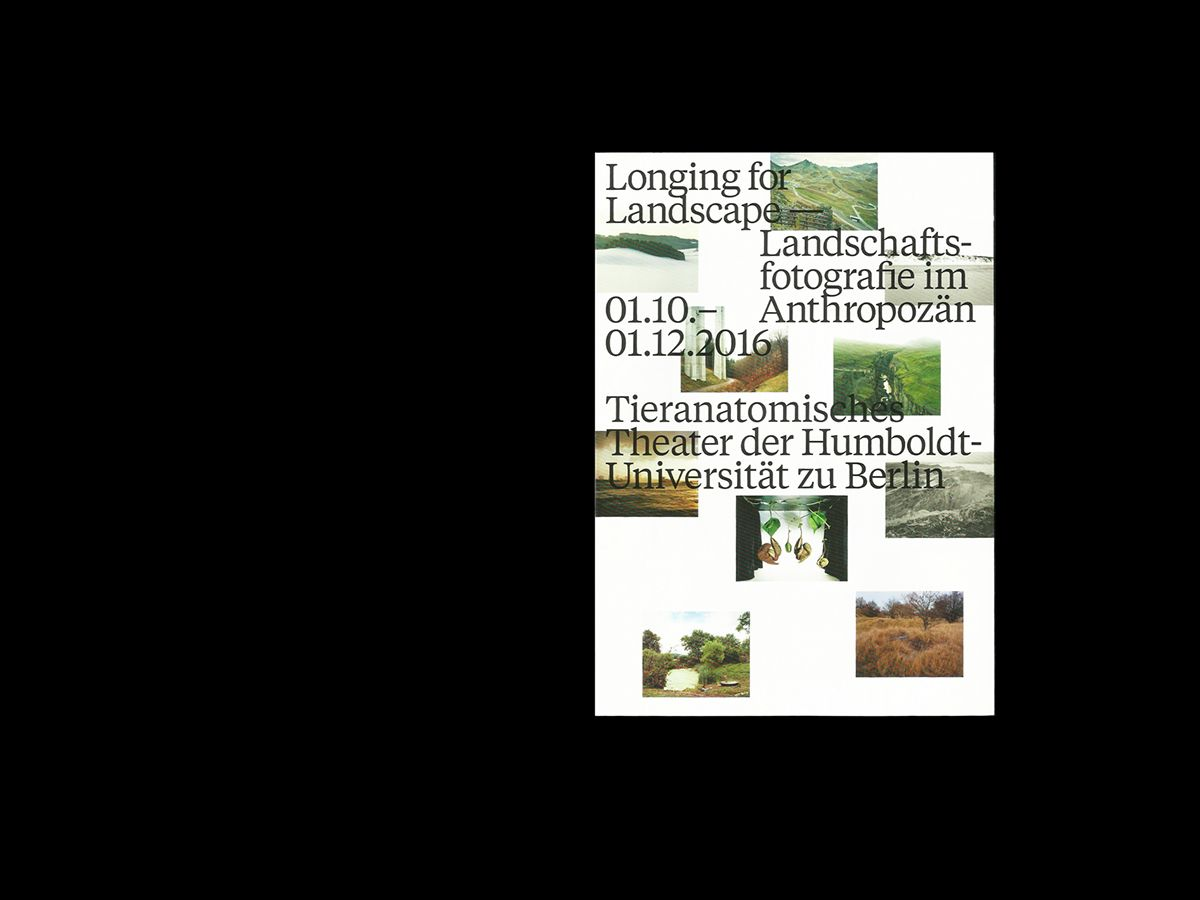 Longing for Landscape on Behance   / editorials / covers   Pinterest ...