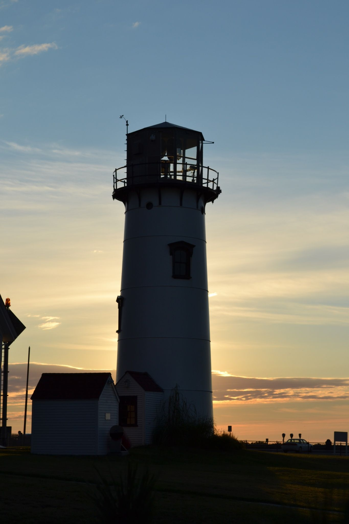 Chatham light silhouette by michael fey on 500px chatham