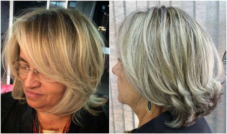 Frisuren Frauen Ab 50 Juenger Machen Modische Frisuren Kurzhaarfrisuren Coole Frisuren