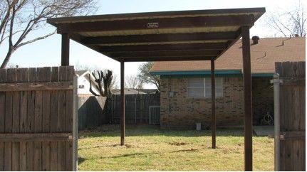 Portable Deck Shade | Abilene Portable Buildings | Patio Covers U0026 Carports  | Abilene, Texas