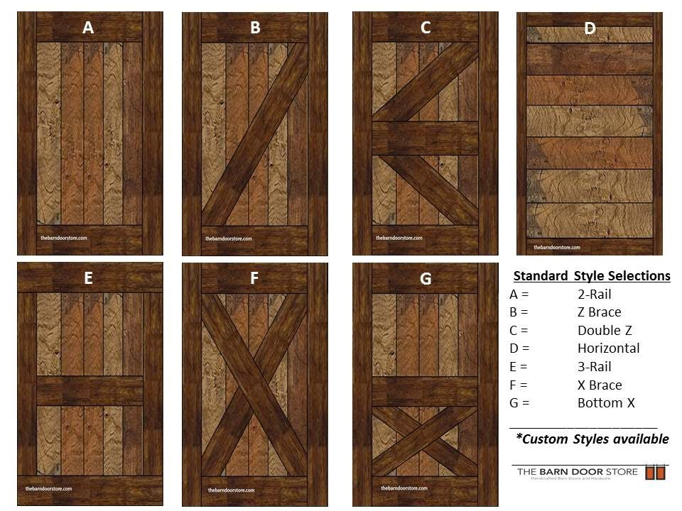 Arizona barn doors barn door style selection guide barn doors pinterest barn doors barn - Barn door patterns ...