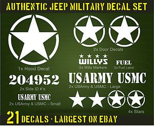 Willys Jeep Decals Google Search Jeep Stickers Willys Jeep