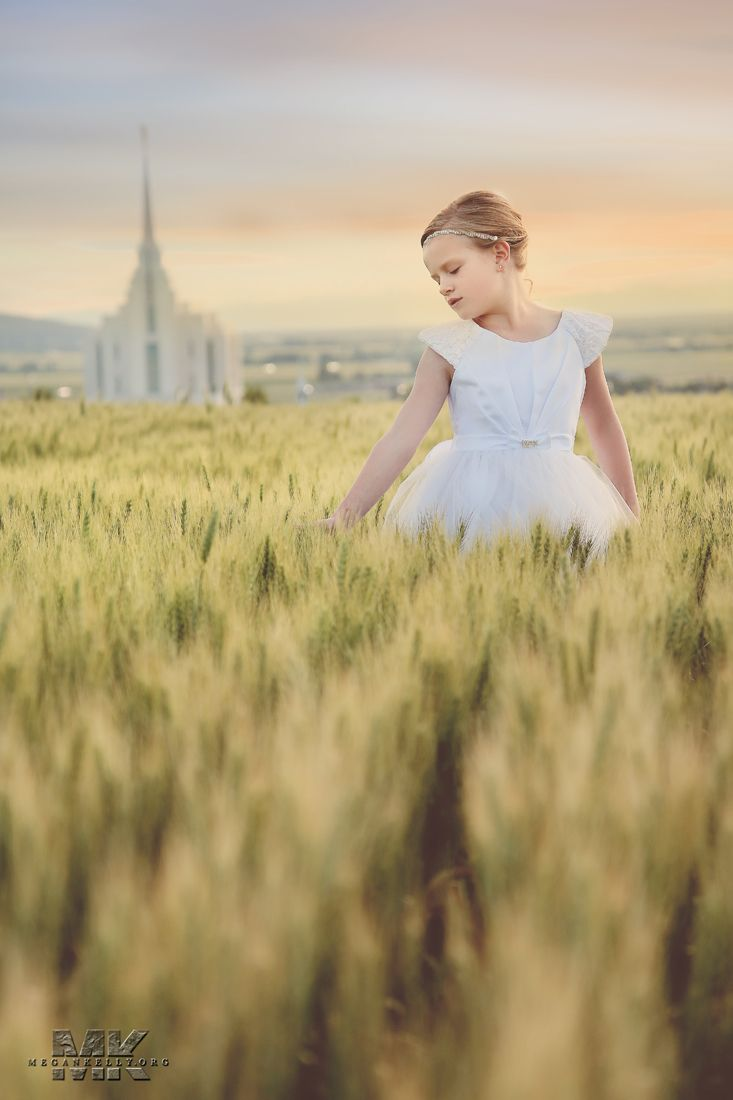 Megan Kelly, Timber, LDS Baptism Pictures, Pose, Photography ...