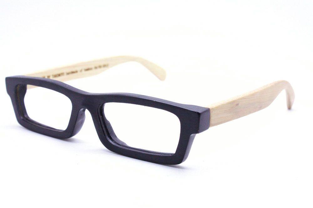 6f00176075 handmade bamboo eyeglasses glasses frame love-bamboo c0801.  65.00 ...