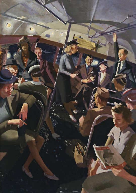 The Night Bus by Herbert Badham