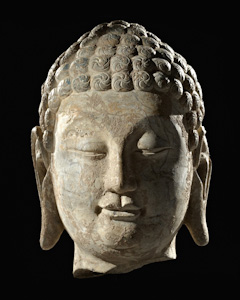 Head of the Buddha (550-577)