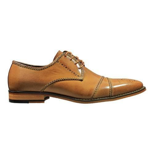 Men s Stacy Adams Talbot Cap Toe Oxford 25125 Buffalo Leather Talbots, Shoes  Outlet, Shoes d0023c55b2c