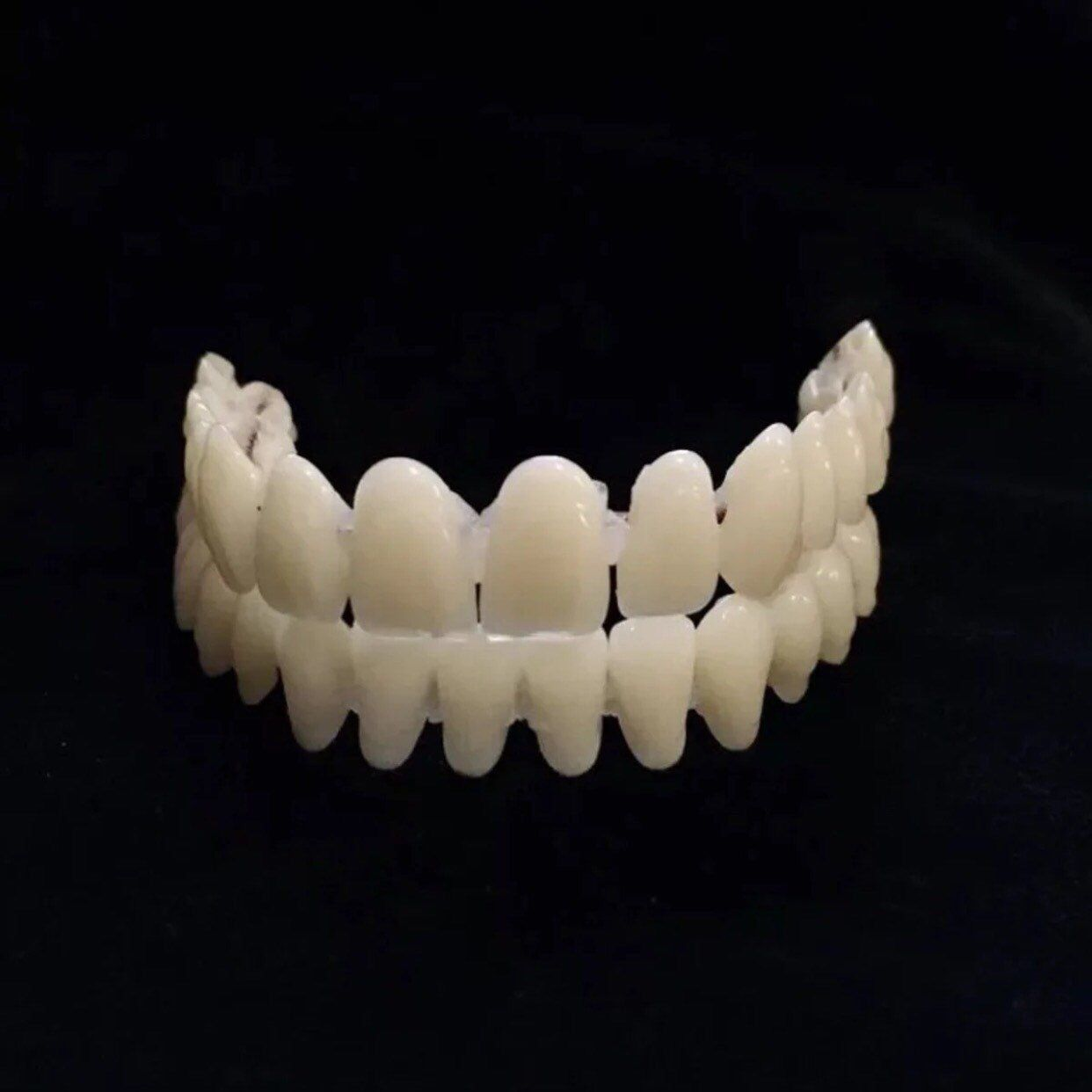 Placed Acrylic Resin Denture Teeth Full Set Upper Lower 28