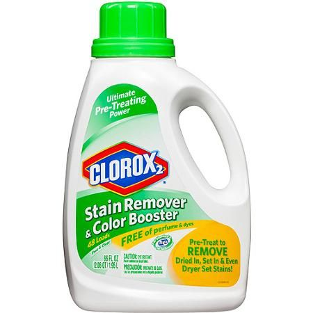 Household Essentials With Images Stain Remover Clear Stain Clorox