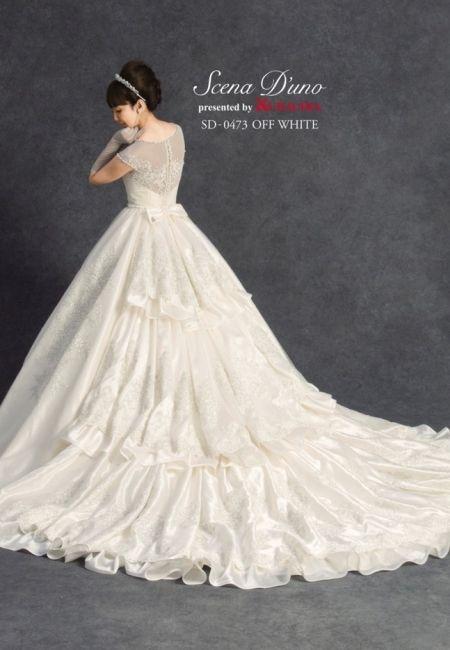 9708d39f3c645 Scena D uno|衣装コレクション|ウエディングドレスのレンタルなら 東 ...