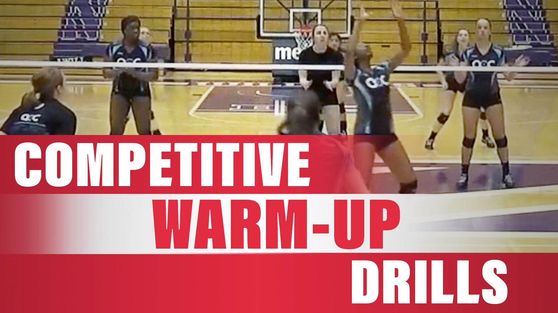 Competitive Warm Up Drills With Kevin Hambly Coaching Volleyball Drill Warmup