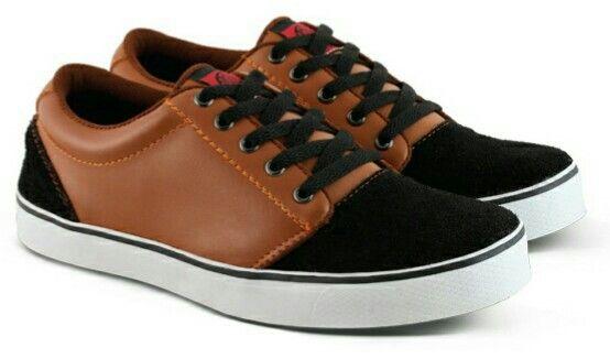 Sepatu Casual Hitam Coklat Size 39 43 Jual Sepatu Terbaru Kasut