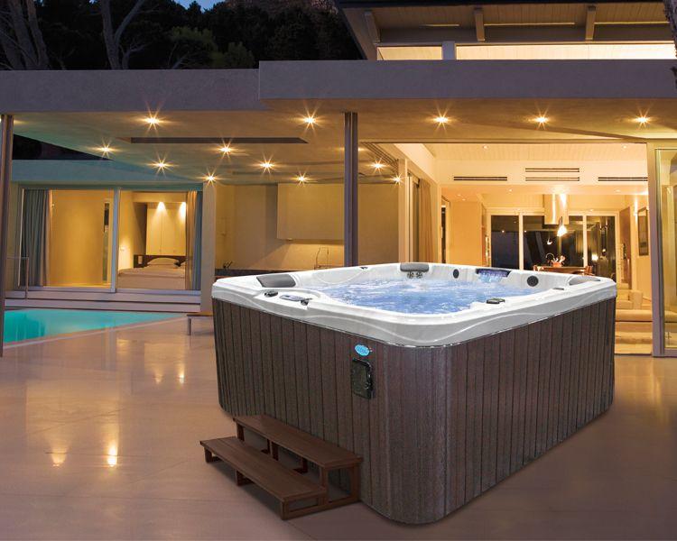 Cal Spas Hot Tubs Spas And Swim Spas For Sale Home Resort Hot Tubs Spas And Swim Spas For Your Backyard Cal Spas Hot Tub Portable Spa Whirlpool Hot Tub