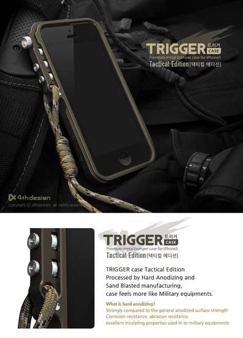 Durable iPhone cover