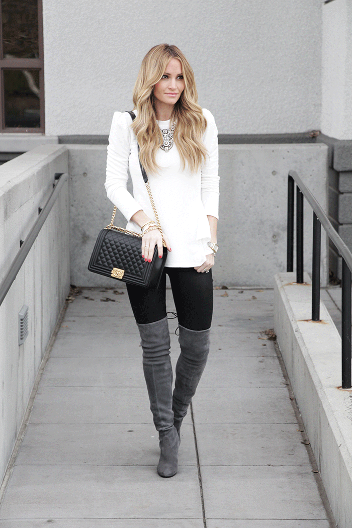 DKW Styling- my ultimate outfit for discovering downtown