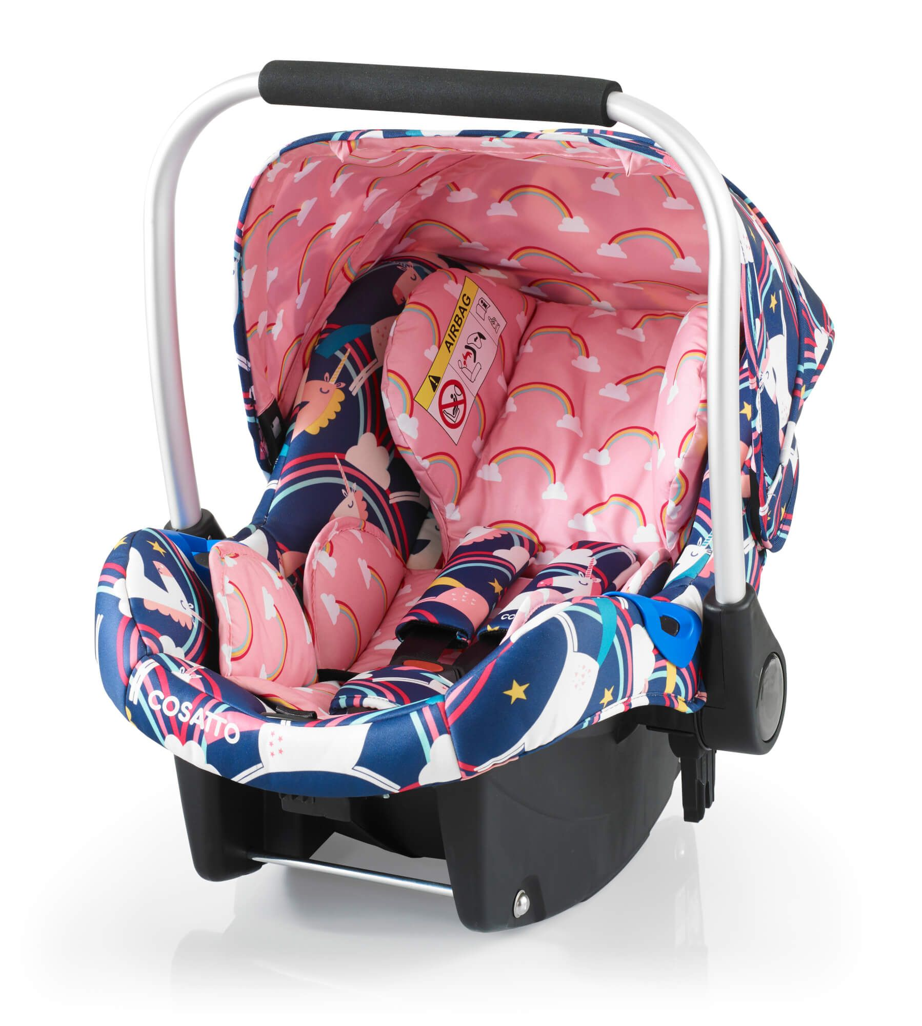 Port Magic Unicorns Baby Car Seats