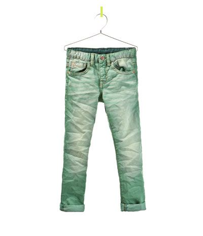 5-POCKET JEANS - Jeans - Jongens - Kinderen - ZARA Nederland