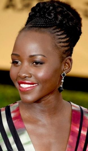 Red Carpet Cornrows How To Braid Simple Cornrow Hairstyles Cornrow Hairstyles Braids For Black Hair Braided Hairstyles