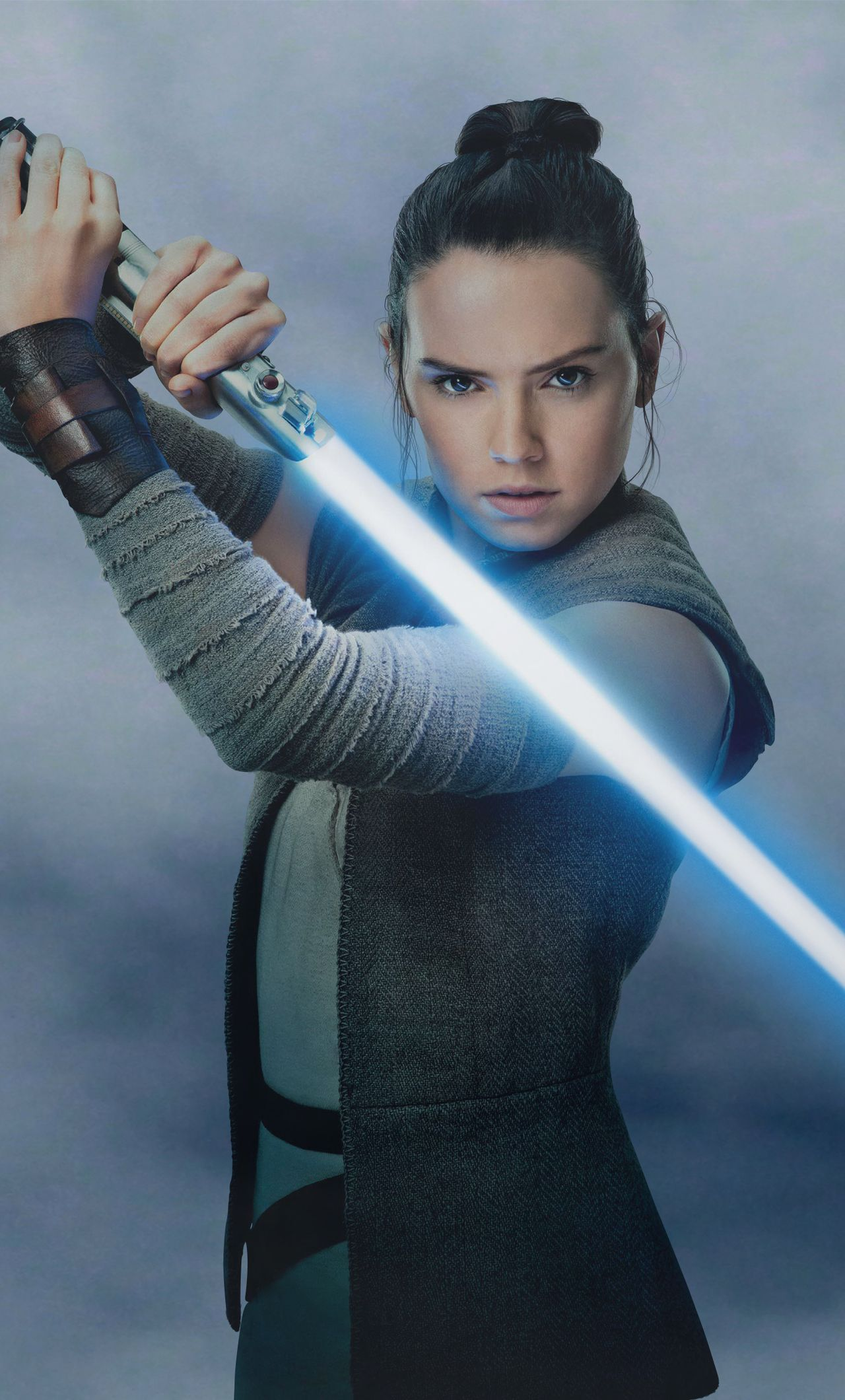 Poster For Star Wars The Last Jedi Rey Star Wars Star Wars Wallpaper Star Wars Images