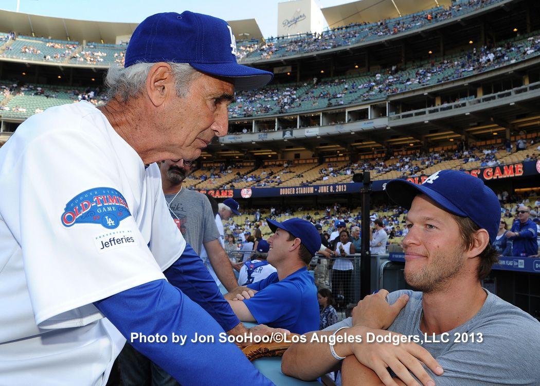 Sandy Koufax and Clayton Kershaw | Dodgers | Pinterest ...