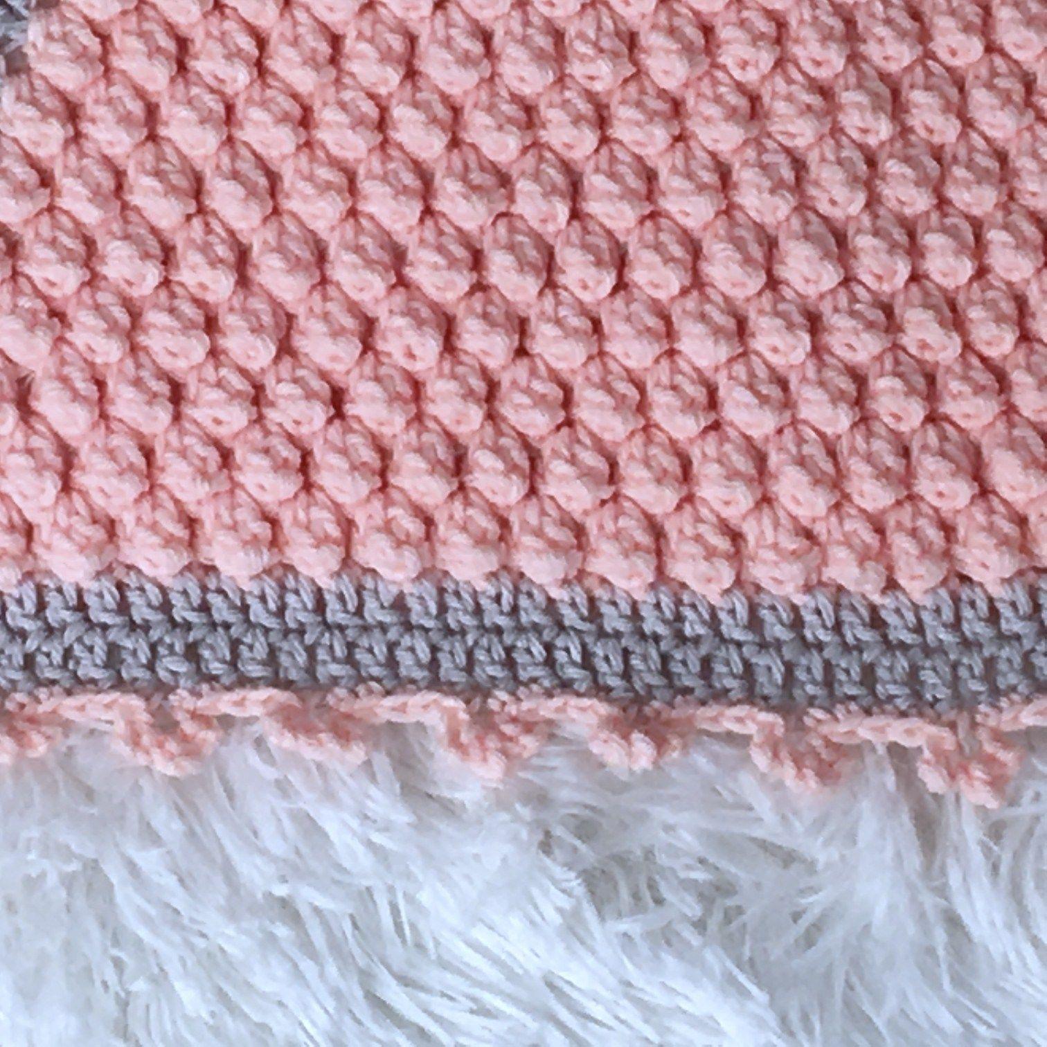 b2677fb70cfe8 Cross My Heart Baby Blanket Free Crochet Pattern | Crochet and ...