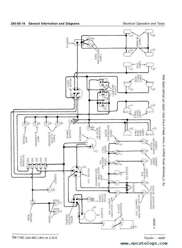 [SCHEMATICS_48DE]  Pin on Motor | John Deere Tractor Engine Diagrams |  | Pinterest