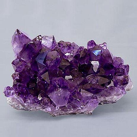 Amethyst Natural Purple Passion Cristais Cristais