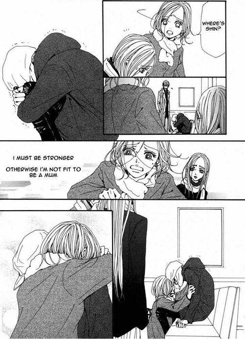 Full color hentai manga