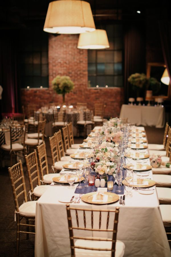 Cream and gold reception decor ideas reception navy blush wedding reception decorating ideas pictures real weddings find vendors wedding ideas inspiration boards styled junglespirit Images