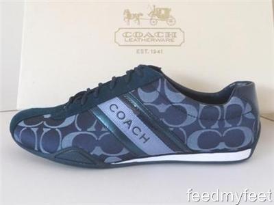 costumi Liquefare precedente  Coach Jayme Navy Blue Sneakers Tennis Shoes Poppy 6   Tennis shoes sneakers,  Navy blue sneakers, Coach tennis shoes