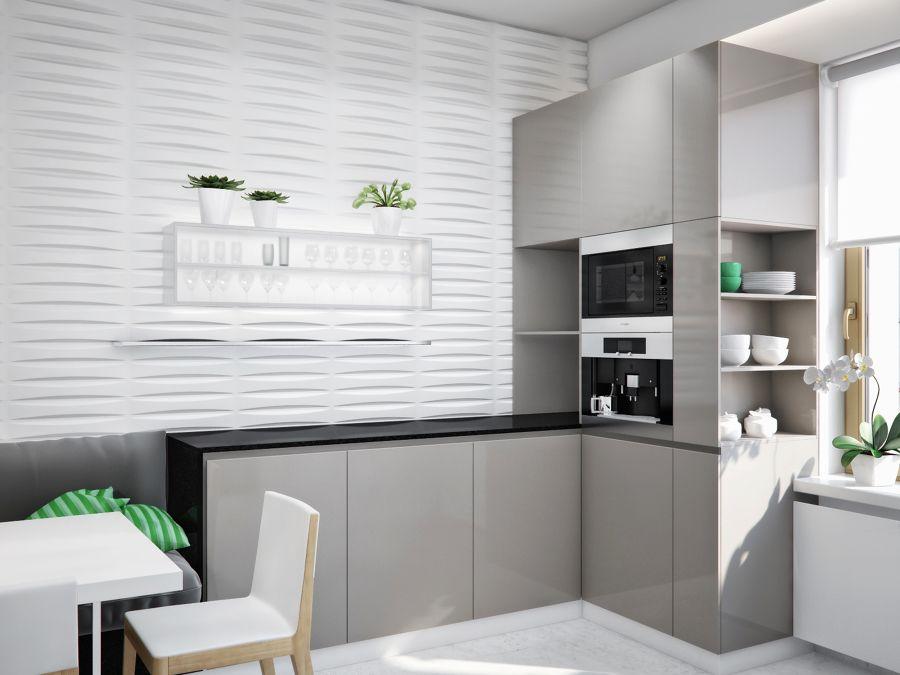 parete attrezzata in cucina   idee&soluzioni - casa   Pinterest ...