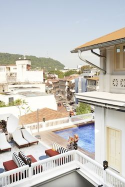 American Trade Hotel   Luxury Boutique Hotel in Casco Viejo, Panama City, Panama