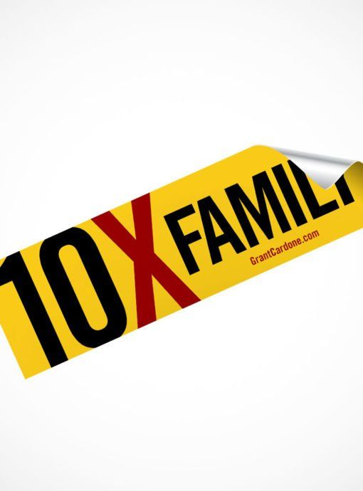 Grant cardone on free stickers success and grant cardone free with coupon code success httpgrantcardoneproduct10x family bumper sticker free sticker vinyl removable 10x familypicitter fandeluxe