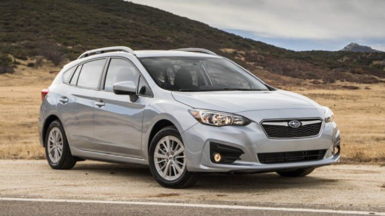 2017 Subaru Impreza Launched In Japan (Features and