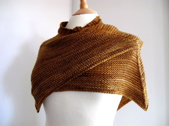 Nimbus Shawl by isabelle304, via Flickr